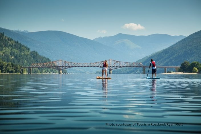 Photo: Tourism Rossland/Ryan Flett