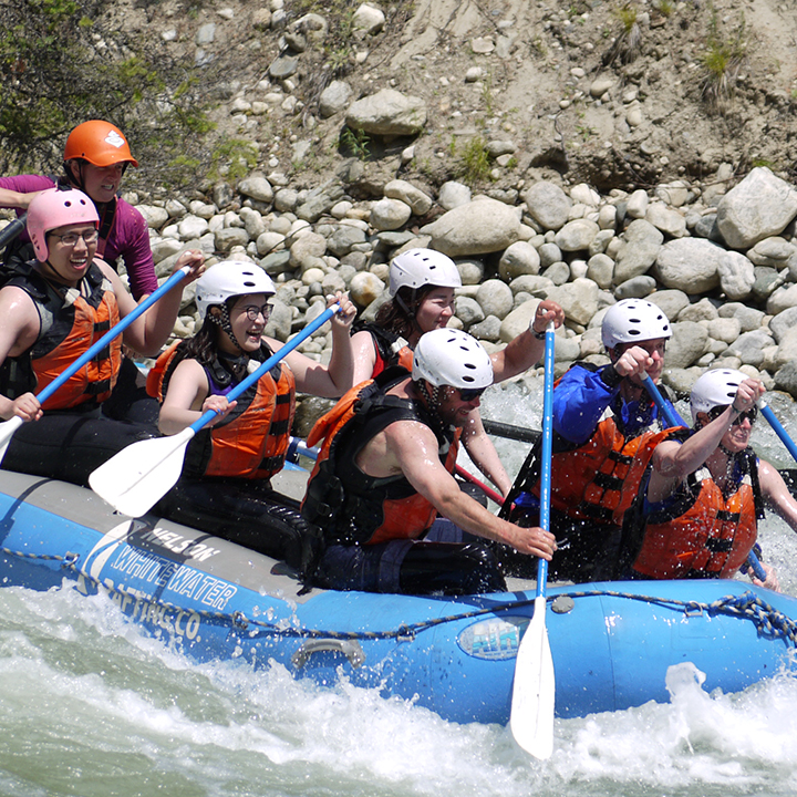 Nelson Whitewater Rafting Tours | Nelson Adventure Alliance